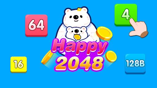 Happy 2048  Pc-softi 6