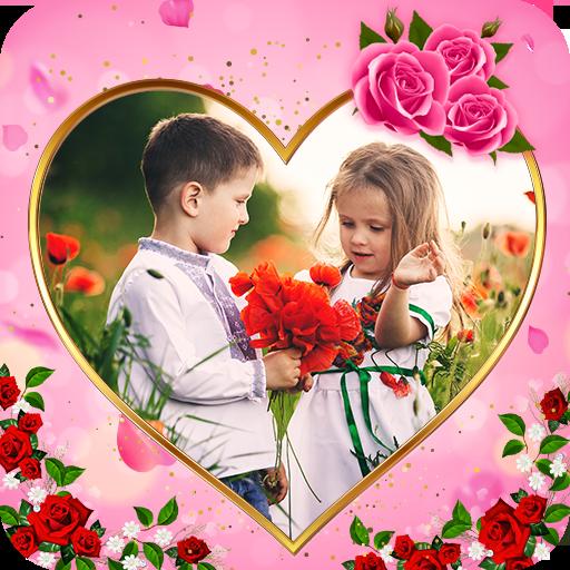 Baixar Love Photo Editor: Love Photo Frames 2021 Collage para Android