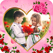Love Photo Editor: Love Photo Frames 2021 Collage