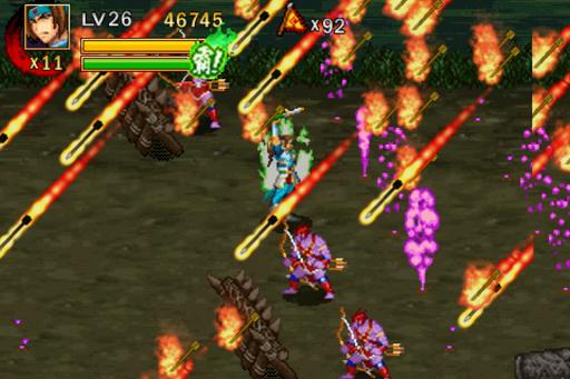 Dragon of the 3 Kingdoms filehippodl screenshot 3