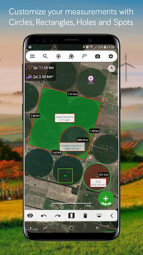 Measure Map Lite android2mod screenshots 2