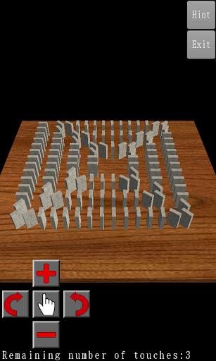 3D Domino Toppling 2.8.2 screenshots 2