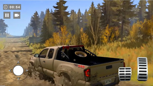 Offroad Pickup Truck Driving Simulator  Screenshots 2