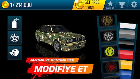 Drift Max Araba Yarışı Oyunu Apk İndir 5