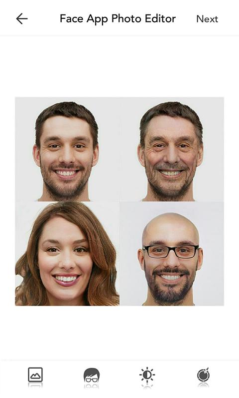 Face Transformation Gender Changerのおすすめ画像3