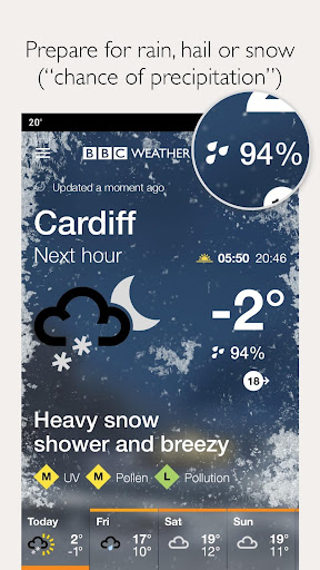 BBC Weather  Screenshots 4