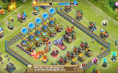 Castle Clash: King's Castle DE screenshots 7