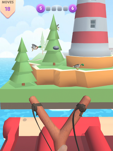 Sling Birds 3D screenshots 14