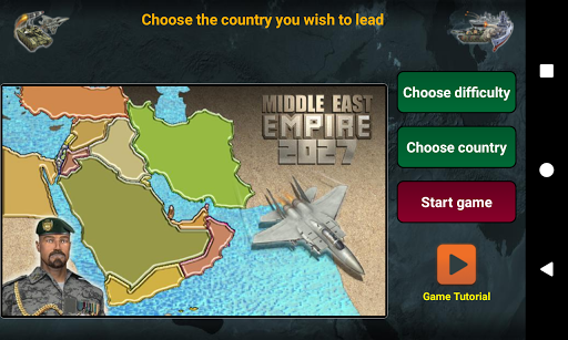 Middle East Empire 2027  screenshots 1