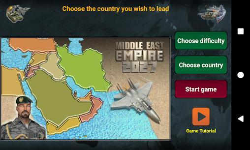 Middle East Empire 2027 MOD Apk MEE_3.5.5 (Unlocked) 1