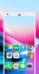 iUX 12 - icon pack Screenshot