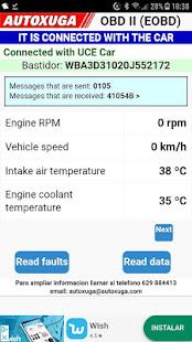 Diagnosis Faults Electronics Cars OBD2 1.0.230 Screenshots 6