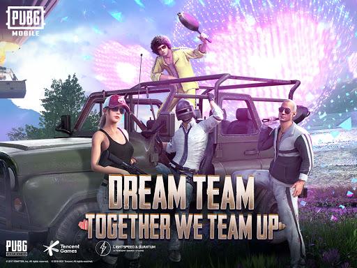 PUBG MOBILE - DREAM TEAM 1.2.0 screenshots 17