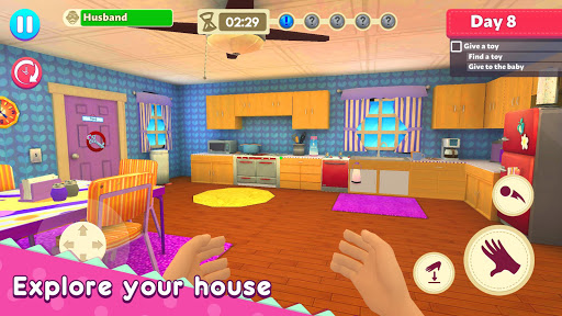 Mother Simulator: Happy Virtual Family Life 1.5.6 screenshots 1