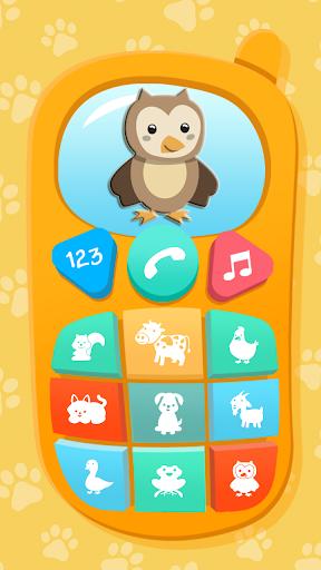 Baby Phone. Kids Game apktram screenshots 5