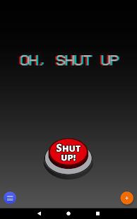 Shut up! | Prank Sound Button
