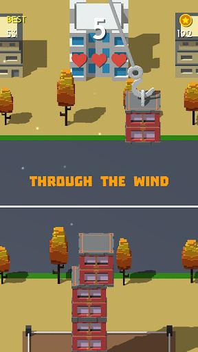 tower builder - stack them up screenshot 2