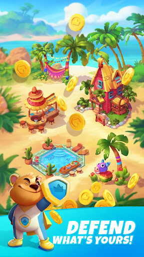 Resort Kings: Raid Attack and Build your Resorts 1.0.4 screenshots 12