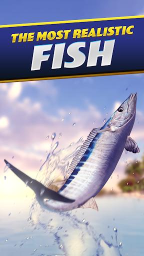 TAP SPORTS Fishing Game  screenshots 1