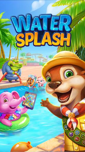 Water Splash - Cool Match 3  screenshots 13
