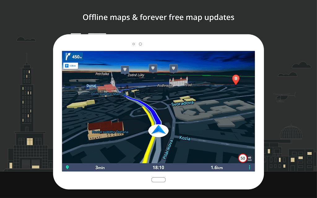 Sygic GPS Navigation & Offline Maps poster 8