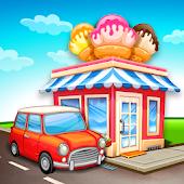 icono Cartoon city: granja y ciudad