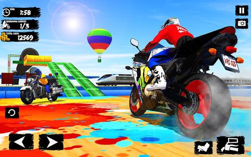 Impossible Bike Race: Racing Games 2019  screenshots 2