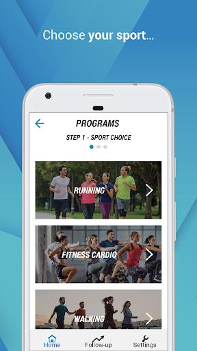 Decathlon Coach - Sports Tracking & Training android2mod screenshots 2
