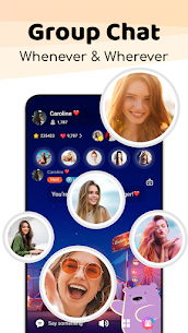Find Friends, Meet New People, Cuddle Voice Chat 3