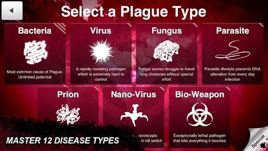 Plague Inc. MOD Apk 1.17.0 (Unlocked) 5