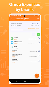 Monthly Budget Planner & Daily Expense Tracker (PREMIUM) 6.9.14 Apk 3