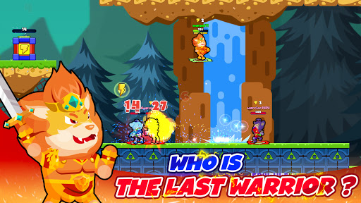 ud83dudd2b Bullet Warriors: 3vs3 MOBA Brawl of Kings 4.0.4 screenshots 14