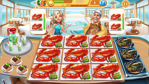 Cooking City: frenzy chef restaurant cooking games  screenshots 5