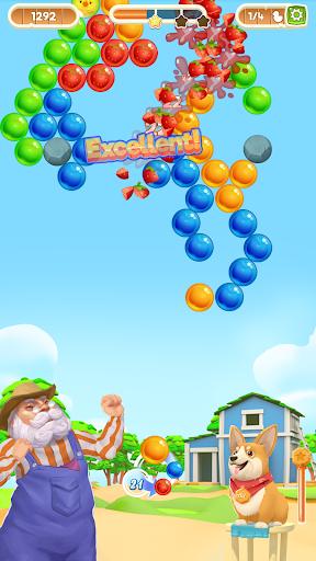 Bubble Shooter Magic Farm  screenshots 5