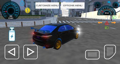 Toyota Corolla Drift Car Game 2021  screenshots 21