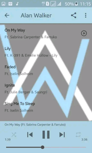 Alan Walker Offline 3.1 Screenshots 12