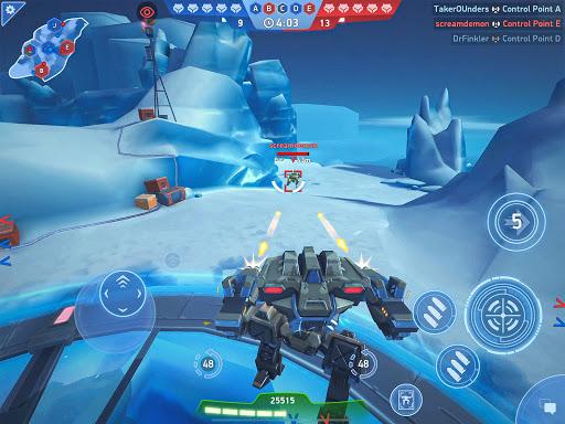 Mech Arena: Robot Showdown  screenshots 7