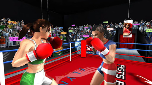 Woman Fists For Fighting WFx3 WFx3_FBCS screenshots 1
