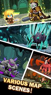 Tap Dungeon Hero MOD APK (Unlocked All Members) Download 5