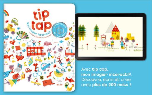 tip tap, mon imagier interactif screenshot 2