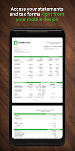 TD Ameritrade Mobile Screenshot