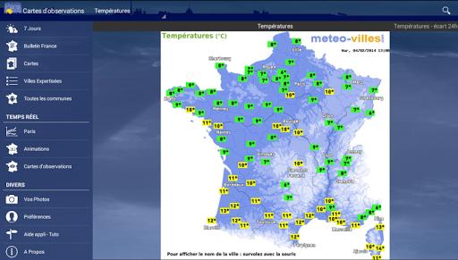 Mu00e9tu00e9o Paris Screenshots 8
