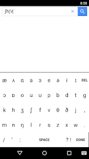 Phonetic Keyboard English BETA