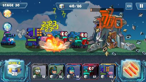 Télécharger Gratuit Guerre de défense mod apk screenshots 3