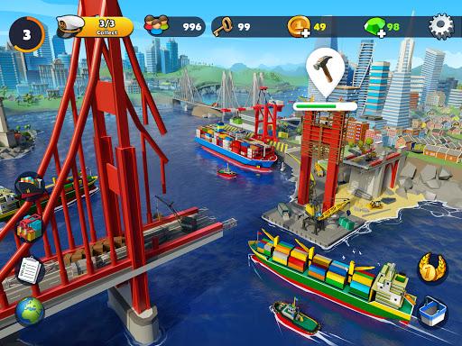 Port City: Ship Tycoon  screenshots 3