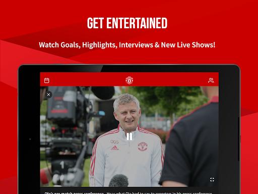 Manchester United Official App apktram screenshots 11