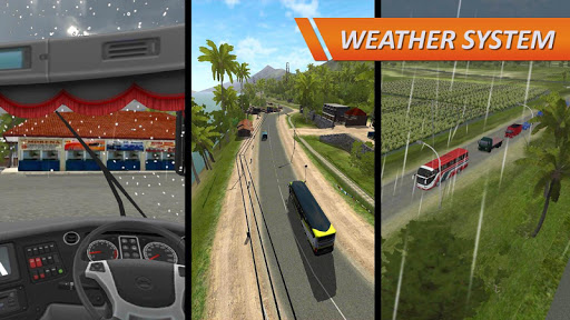Bus Simulator Indonesia 3.4.3 screenshots 8