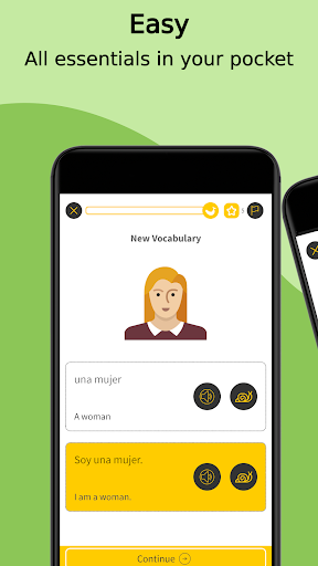 Learn Spanish With Ling - Language Learning App modavailable screenshots 3
