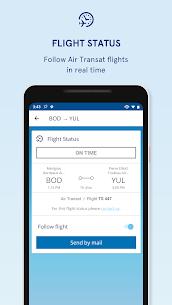 Air Transat   Flights & Travel Mod 3.7.2 Apk [Unlocked] 2