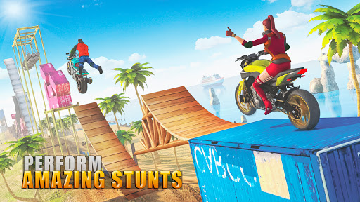 Bike Stunt 3D Moto Racing Games: Bike Race Free 1.22 screenshots 7